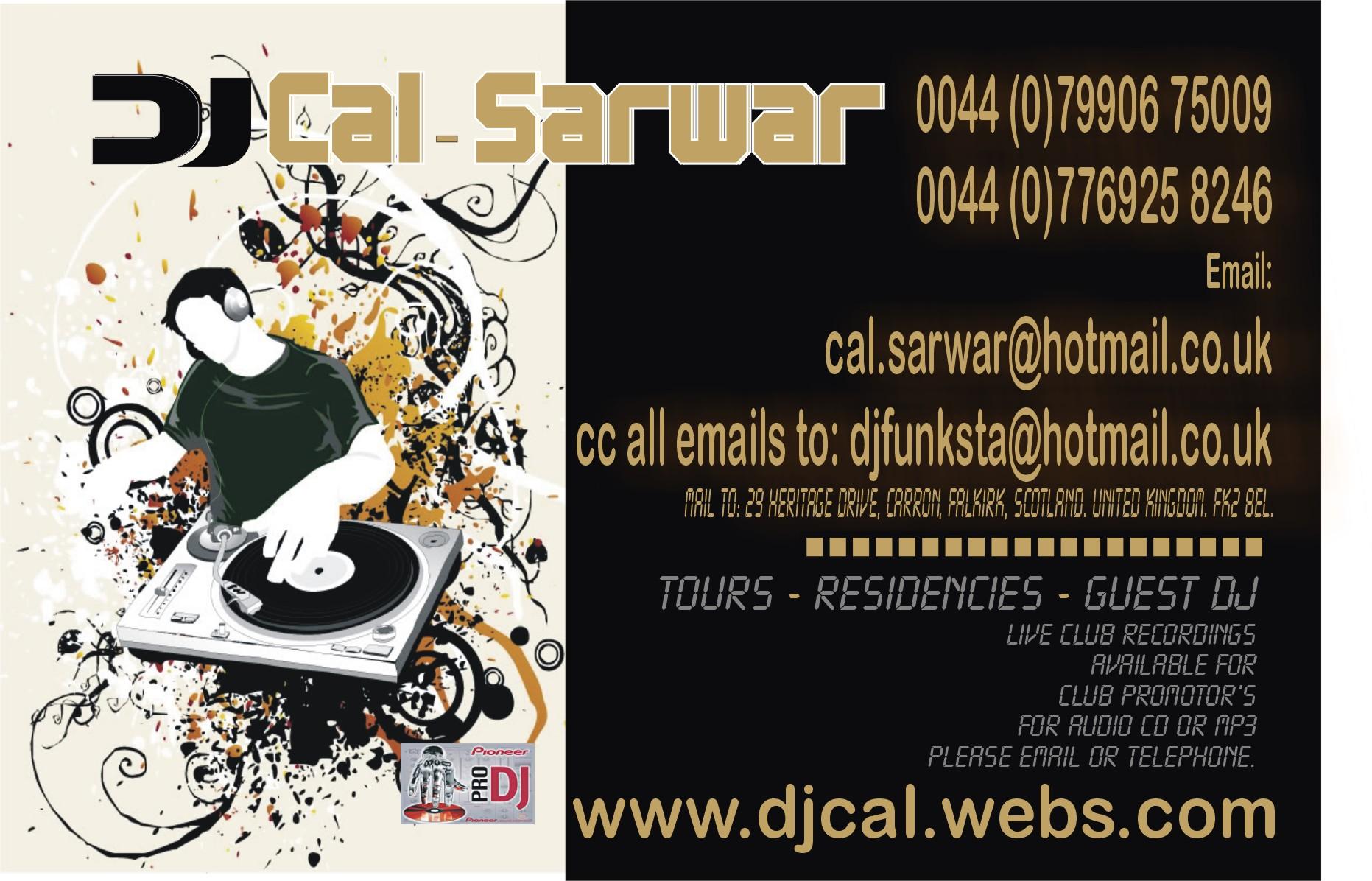 promo post card